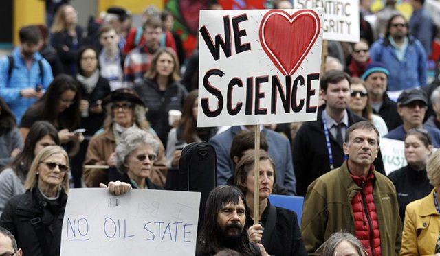 marš za znanost