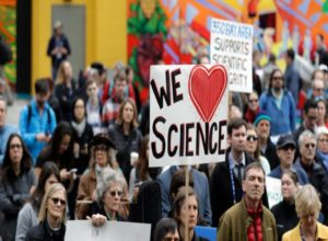 Marš znanost ateizam sekularnost