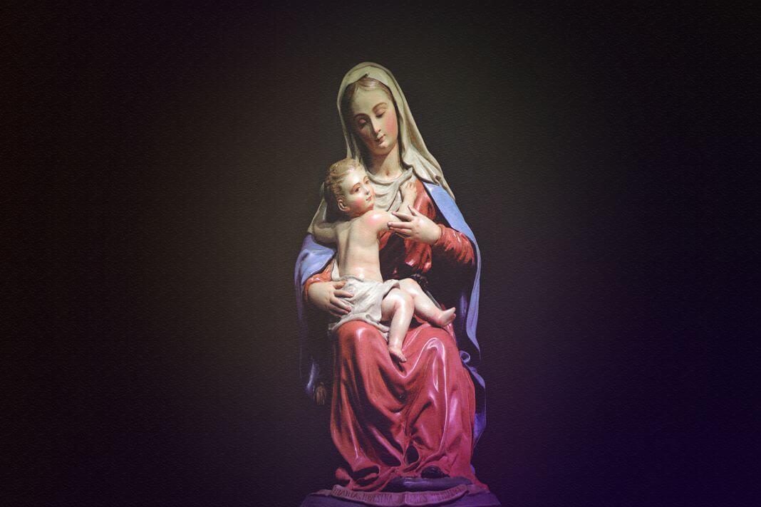 štovati Mariju