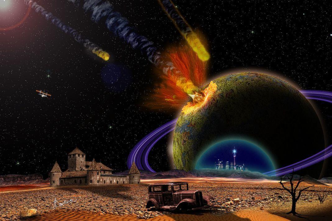 Armagedon New Age Novi svjetski poredak Antikrist