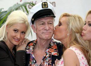 Playboy pornografija Hugh Hefner
