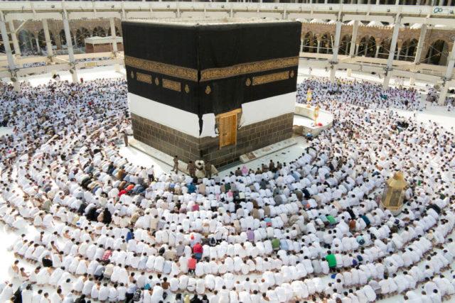 muslimani žrtva hodočašće