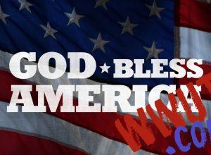 Amerika blagoslov narod