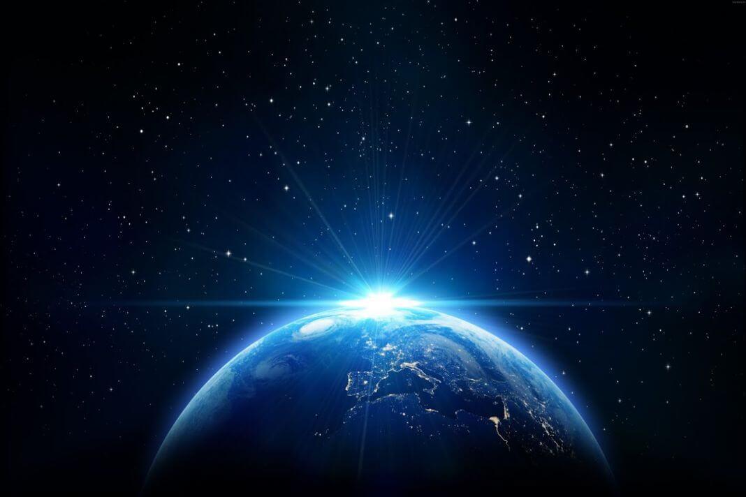 Zemlja ravna okrugla krug