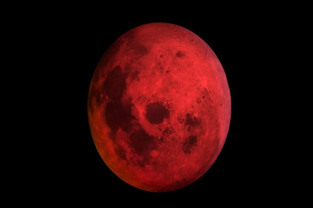 supermjesec krvavi Mjesec