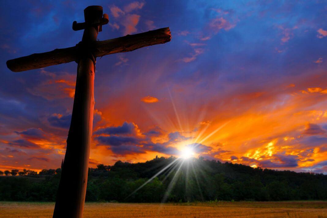 ljubav Valentinovo križ