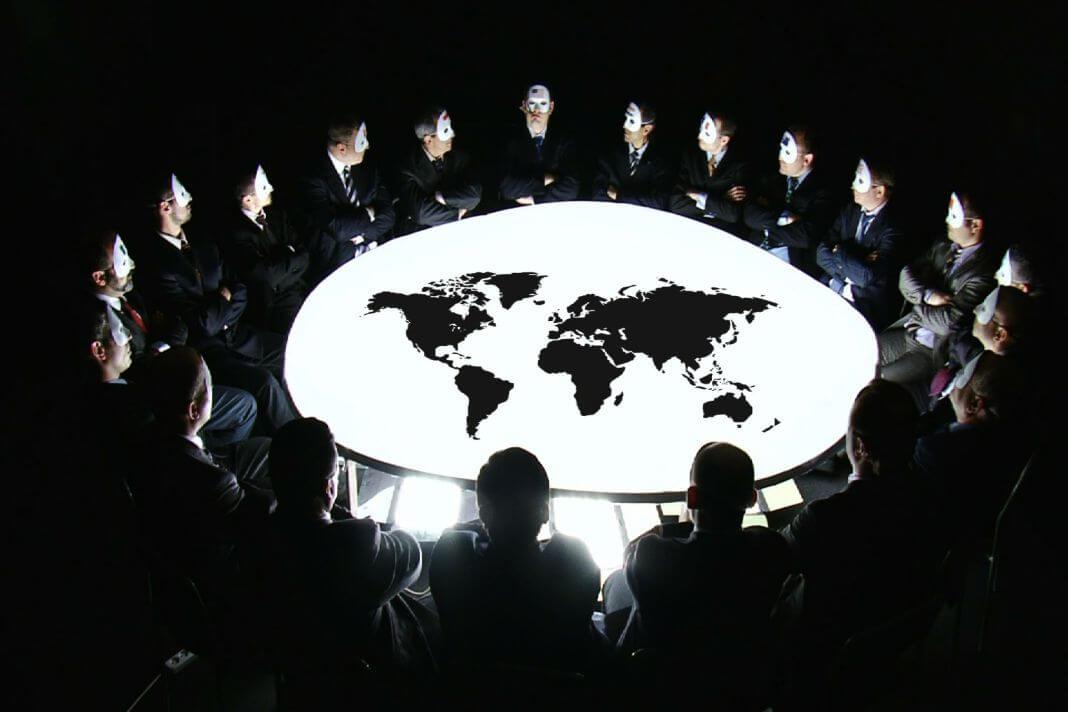 tajna društva Novi svjetski poredak