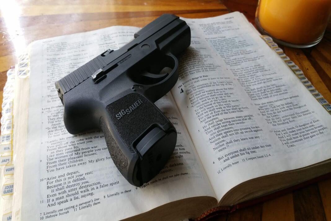 oružje Biblija
