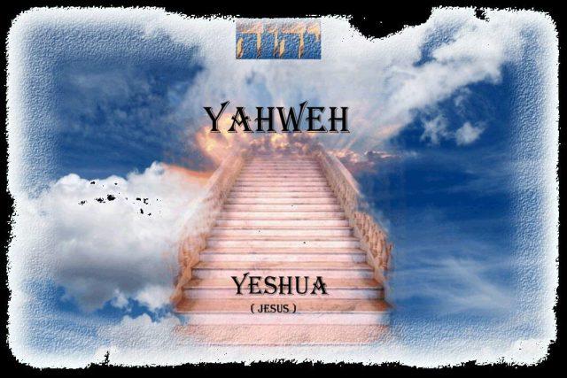 Isus Krist Jahve Stari zavjet