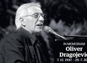 Oliver Dragojević trag u beskraju