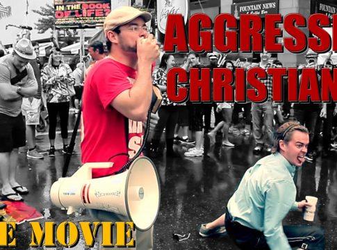 agresivno kršćanstvo