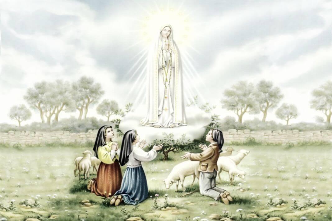 Gospa Marija demon