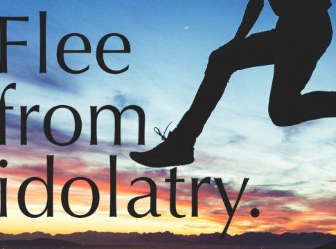 bježite idolopoklonstvo