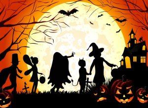 slaviti Noć vještica