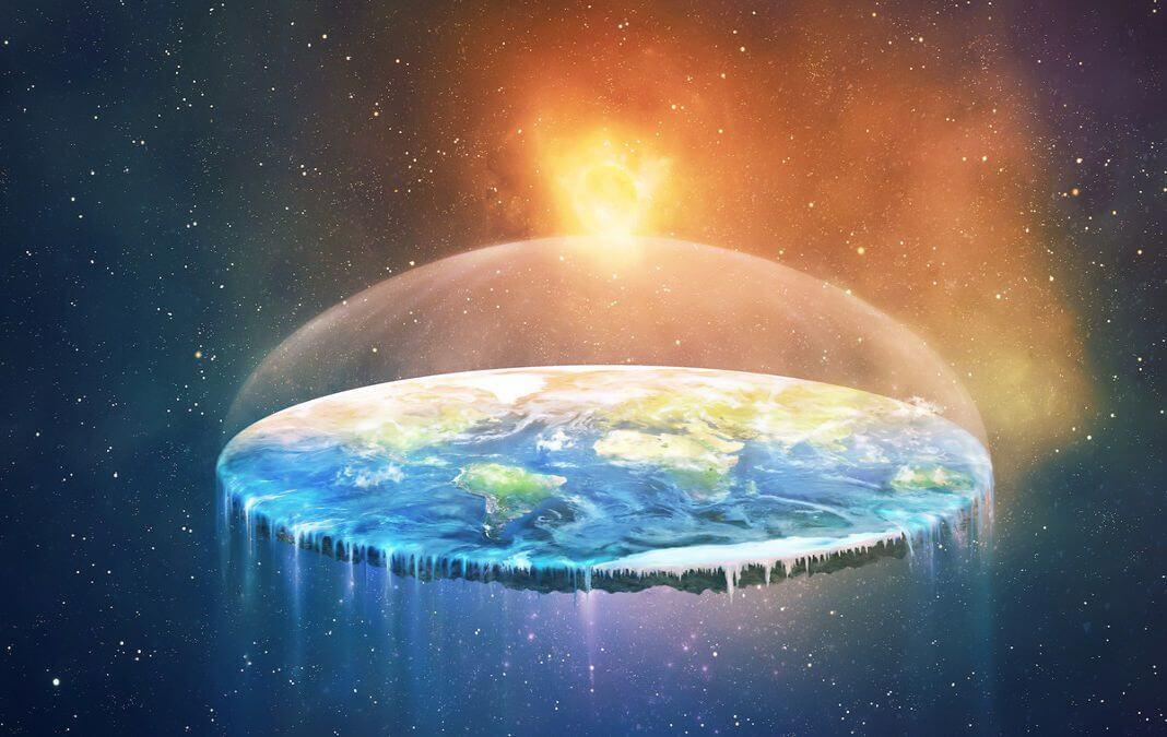 Zemlja ravna ploča