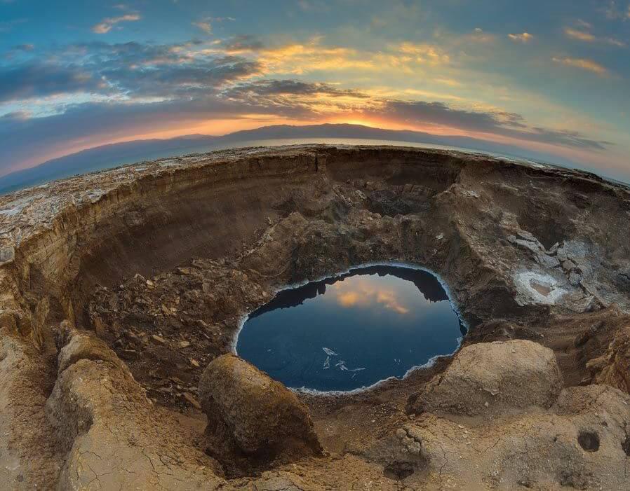 Vrtača Mrtvo more