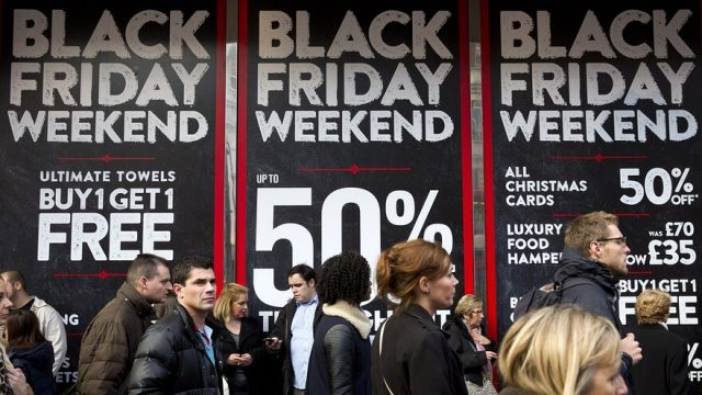 Crni petak Dan zahvalnosti