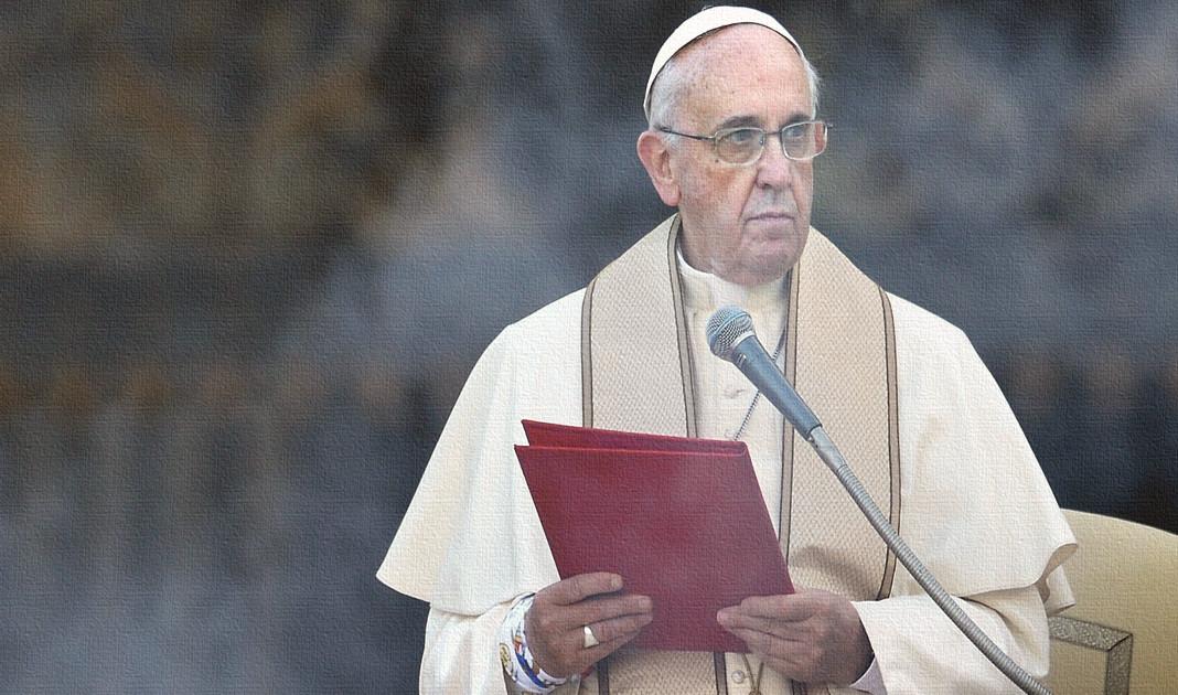papa Gospodnja molitva