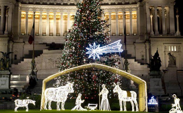 Božićna poruka Vatikan
