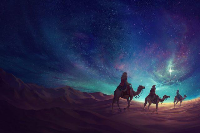 Sveta tri kralja mudraci