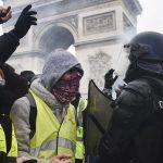 nemiri Francuska