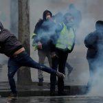 nemiri protest Francuska