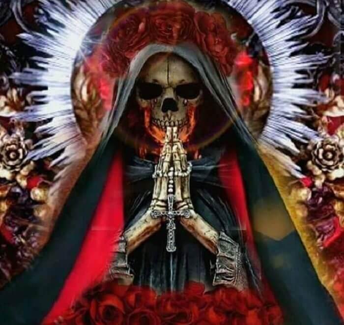 Sveta smrt Meksiko