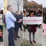 inicijativa prosvjed