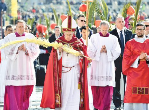 Cvjetnica rimokatolicizam