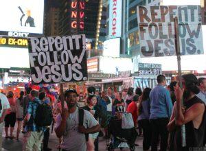 ulični propovjednici
