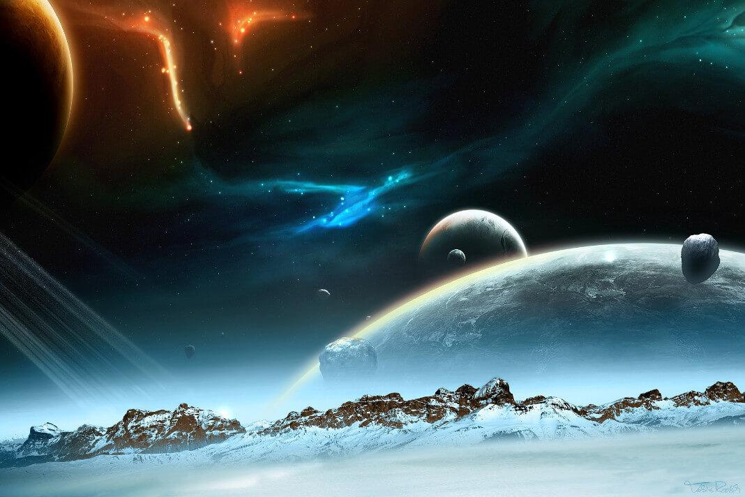 precizna uređenost svemira