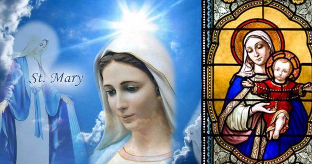 Majka Božja
