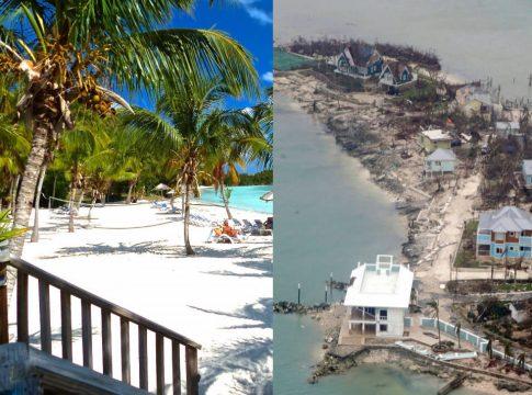 Bahami uragan