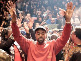 Kanye West obraćenje