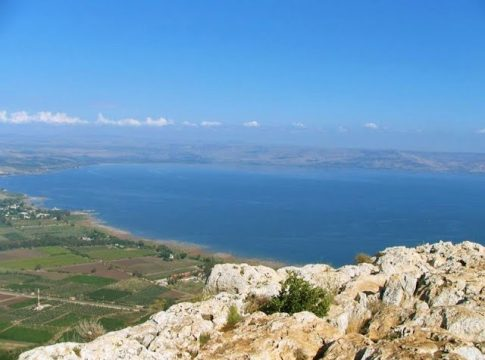 Isusovim stopama Galileja