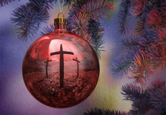 Božićna čestitka želje