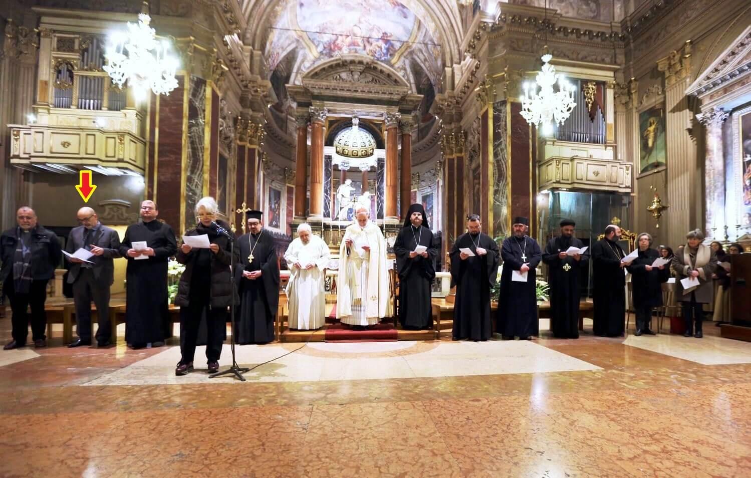 ekumenska povelja ekumena adventisti