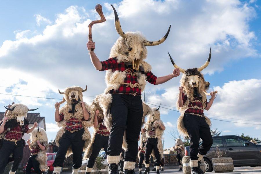 karneval maškare fašnik