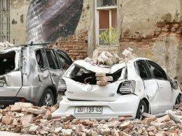 potres Zagreb