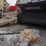 Zagreb potres brašno
