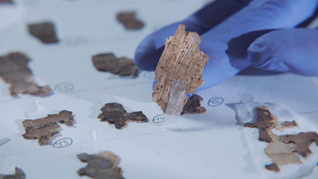 fragmenti Mrtvo more