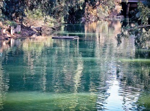 rijeka Jordan voda Života