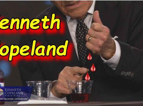 kanibalizam vampirizam Kenneth Copeland