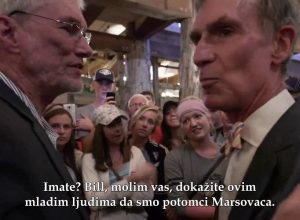 Bill Nye Ken Ham