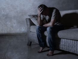 deficit radosti depresija