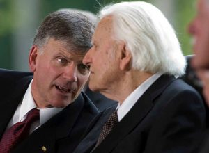 Billy Graham Franklin Graham
