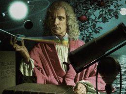 Newton uskrsnuće tijela