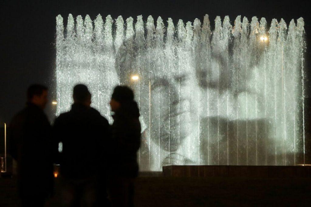 Milan Bandić fontane