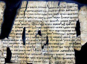 povijesno otkriće u Izraelu Kumranski spisi