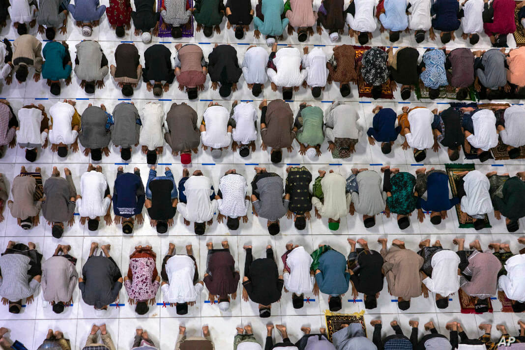 Bajram muslimani islam